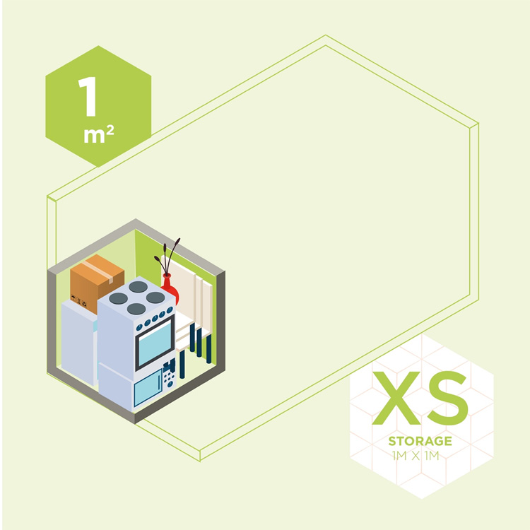 XS Storage | 1M x 1M